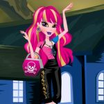Monster High GiGi Grant Charisma Dressup