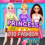 Princess Big Fashion Sale