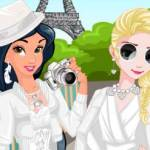 Princess Diner de Blanc