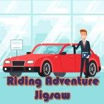 Riding Adventure Jigsaw