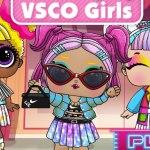 VSCO Baby Dolls