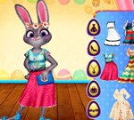 Judy Hopps Easter Preparation