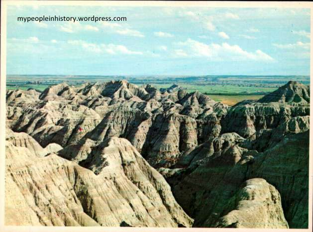 Great Rivers Badlands, South Dakota