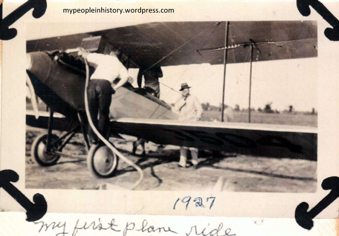 my first airplane ride essay My first flight by aeroplane as the plane went higher and higher up in the air my first flight by aeroplane my first impression of the college.