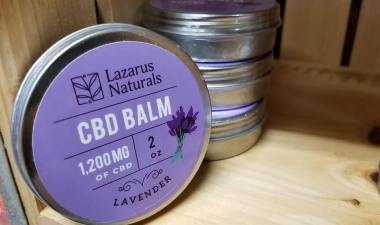 cbd topicals balm