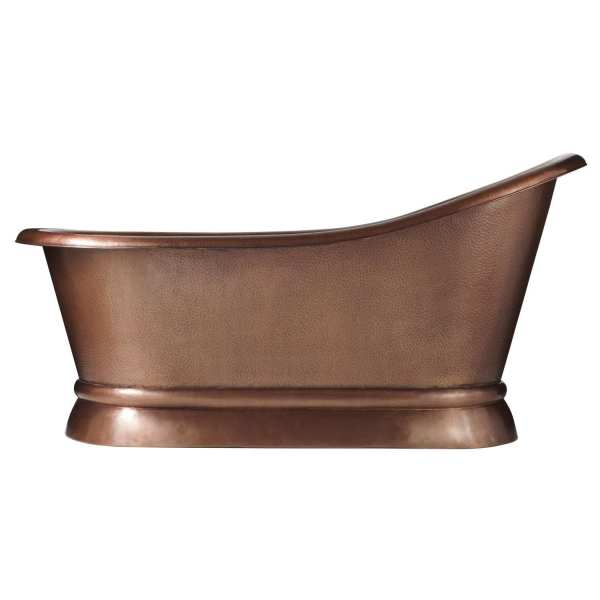 Copper Slipper Tub - Coppersmith Creations