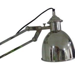 Brass Floor Lamp 6 Feet Tall - Coppersmith Creations