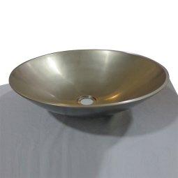 Cast Bronze Sink Agneta - Coppersmith Creations
