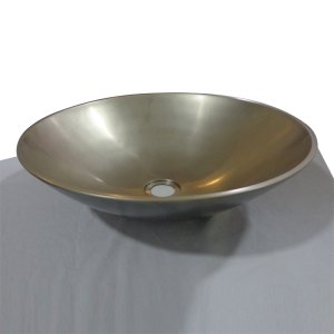 Cast Bronze Sink Agneta - Coppersmith Creations