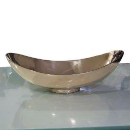 Boat Style Cast Bronze Sink