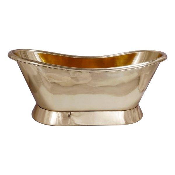 Brass Bathtub Full Brass Finish