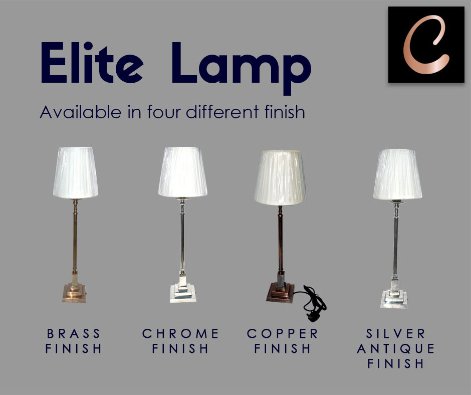 Elite Lamp
