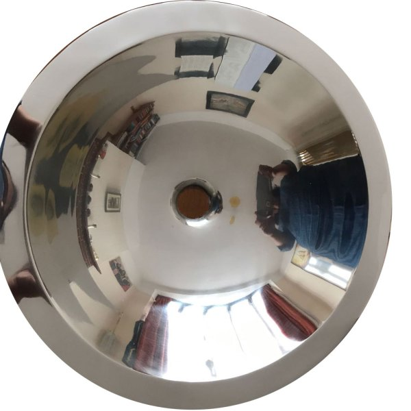 Stainless Steel Sink Nickel Finish