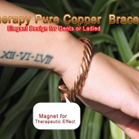 Amazing Health Benefits of Wearing a Copper Bracelet