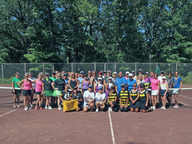 September Slam at Copper Valley Club Tennis Cheshire CT