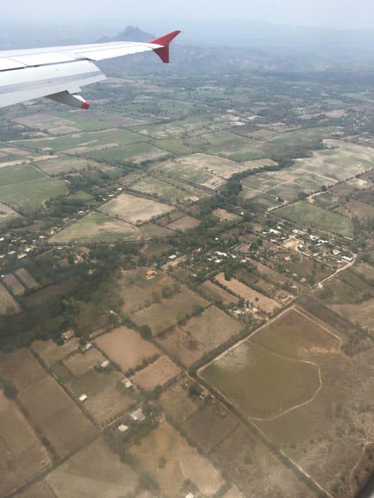 Approaching San Salvador