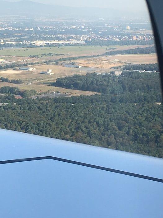 Close to Landing