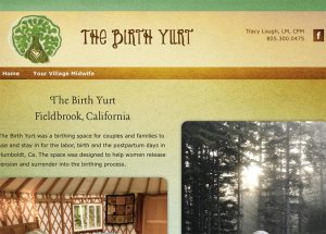 The Birth Yurt