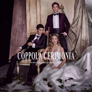abiti da sposo e sposa - COPPOLA CERIMONIA ROMA
