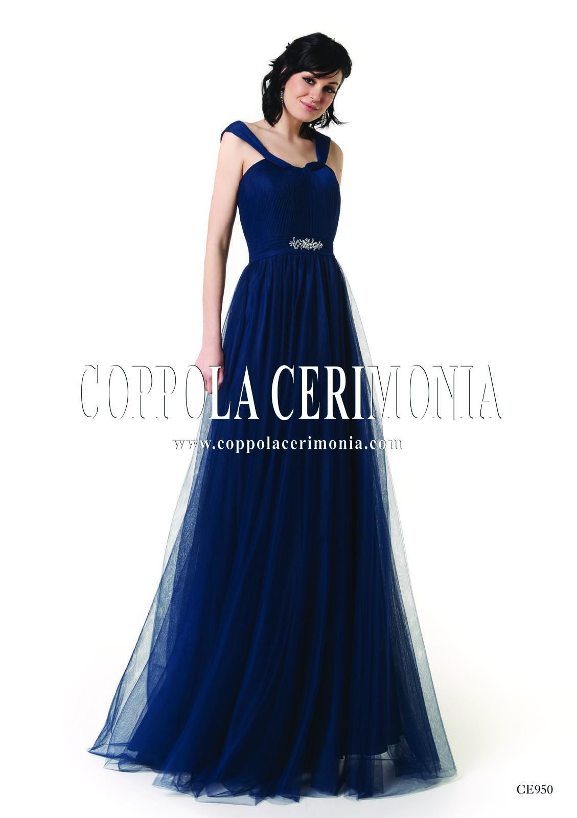 huge selection of 55f05 c2dac Abiti Da 2019 Cerimonia Roma Donna Coppola 35Lcq4AjR