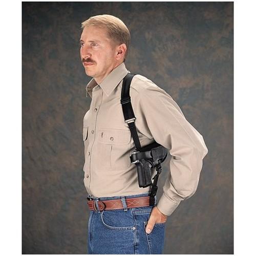 Copsplus Zoom Uncle Mikes Nylon Cross Harness Horizontal