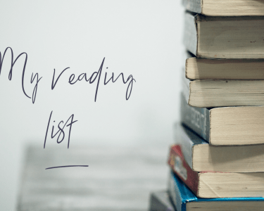 my-reading-list