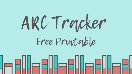 ARC Tracker Free Printable