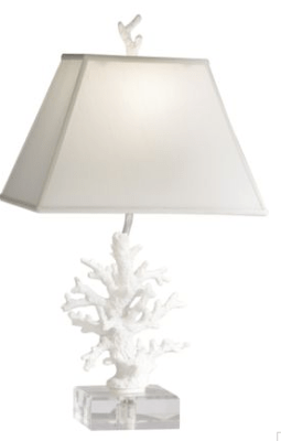 White Coral Lamps Copycatchic