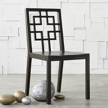 West Elm Overlapping Squares Chair Copycatchic