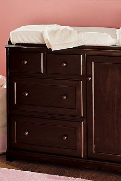 Pottery Barn Kids Madison Changing Table