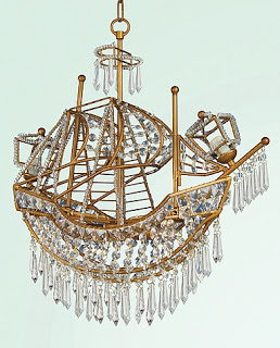 We Got Lite S Ship Crystal Chandelier 552 50