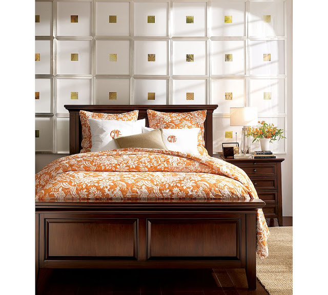 Ideal Pottery Barn Hudson Bed