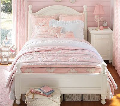 Elegant Pottery Barn Kids Anderson Bed