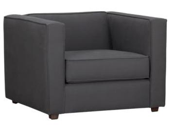 CB2u0027s Club Chair