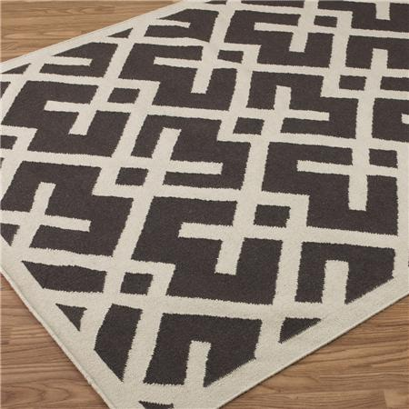 Shades Of Light Soho Modern Geometric Dhurri Rug
