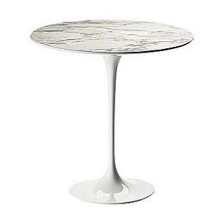 Ideal Design Within Reach Saarinen Marble Side Table