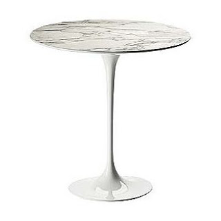 Design Within Reach Saarinen Marble Side Table