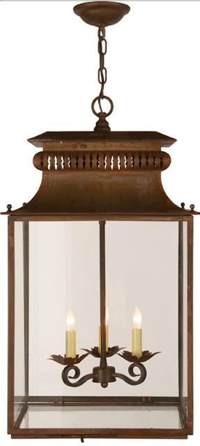 New Circa Lighting Honore Hanging Lantern