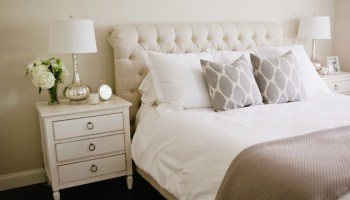 restoration hardware chesterfield upholstered bed