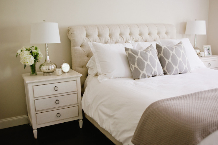 Cool Restoration Hardware Chesterfield Upholstered Bed