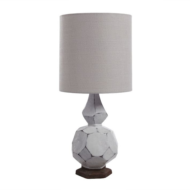 Epic West Elm Terracotta Table Lamp