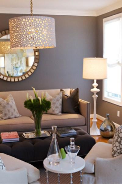 Copy Cat Chic Room Redo   Glamorous Grey Living RoomPlayful Bronze Living Room   copycatchic. Redo Living Room. Home Design Ideas