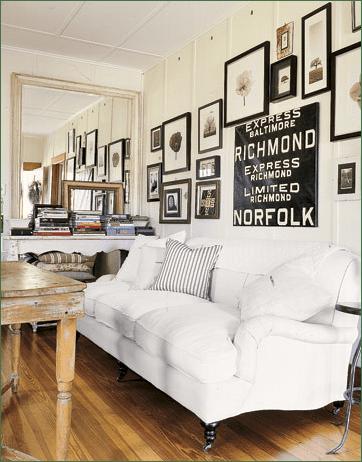 restoration hardware english roll arm sofa