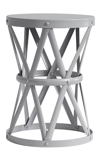 Pottery Barn Vince MetalClad Coffee Table Copycatchic - Pottery barn vince coffee table
