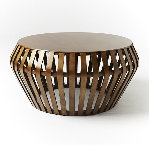 Good West Elm Bentwood Coffee Table