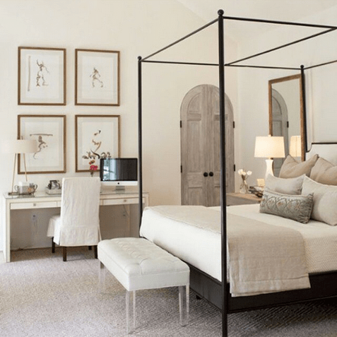 Elegant Copy Cat Chic Room Redo Serene Neutral Master Bedroom
