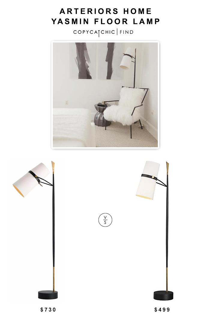 Arteriors Home Yasmin Floor Lamp - Copy Cat Chic on Riston Floor Lamp  id=46778