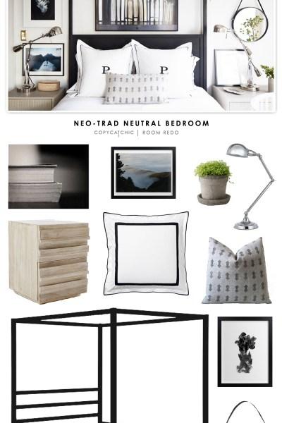 Copy cat chic room redo crystal palaceks master bedroom