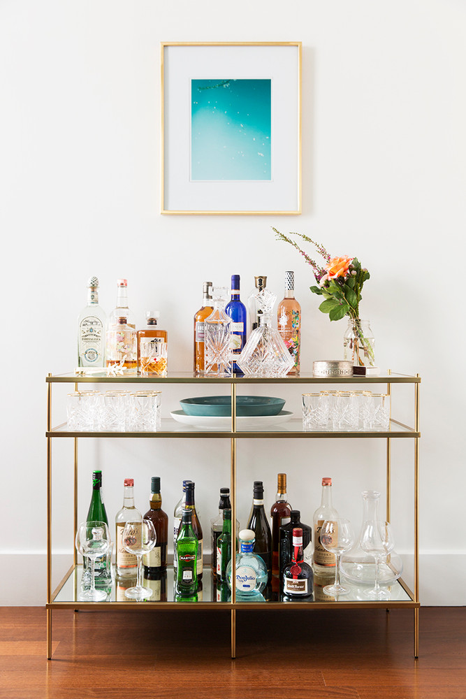 daily find west elm terrace console