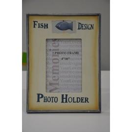 cadre-photo-fish-design
